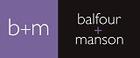 Balfour+Manson