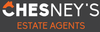 Chesney's Estate Agents logo