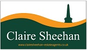 Claire Sheehan-Estate Agents logo