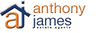 Anthony James Estate Agents logo