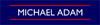 Michael Adam logo