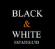 Black and White Estates logo