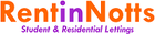 Rent In Notts logo