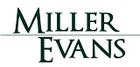 Miller & Evans logo