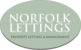 Norfolk Lettings logo