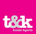 T & K Estate Agents Ltd logo