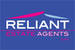 Reliant Estate Agents logo