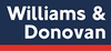 Williams & Donovan logo