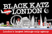 Black Katz - London Bridge logo