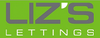 Liz's Lettings logo