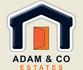 Adam & Co Estates logo