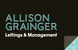 Allison Grainger Lettings & Management logo