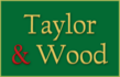 Taylor & Wood Estate Agents logo