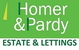 Homer & Pardy Property Solutions logo