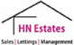 HN Estates logo