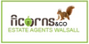 Acorns and Co Estate Agents logo