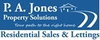 P A Jones Property Solutions logo