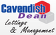 Cavendish Dean Lettings logo