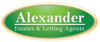 Alexander Estates & Letting Agents logo