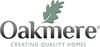 Oakmere Homes - The Oaks logo