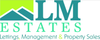 LM Estates logo