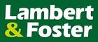 Lambert & Foster logo