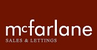 McFarlane Sales and Lettings logo