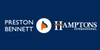 Preston Bennett in assoc. with Hamptons International logo