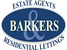 Barkers Estate Agents logo