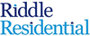Riddle Residential logo