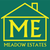 Meadows Estates logo