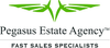 Pegasus estate agency.co.uk logo