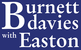Burnett Davies with Easton