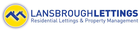 Lansbrough Lettings logo