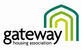 Gateway Housing Association - Triangle 14 logo