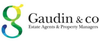 Marketed by Gaudin & Co