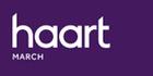 haart Estate Agents - March logo