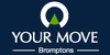 Your Move Bromptons logo