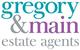 Gregory & Main Estate Agents logo