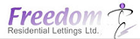 Freedom Residential Lettings logo