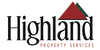 Highland Property Services logo