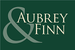 Aubrey and Finn logo