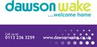 Dawson Wake