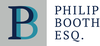 Philip Booth Esq. logo