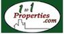 1 to 1 Properties logo