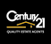 Century 21 Quality Estate Agents logo