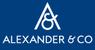 Alexander & Co. logo