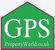 GPS Property World logo