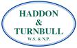 Haddon and Turnbull WS