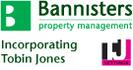 Bannisters, incorporating Tobin Jones Letting Agents logo